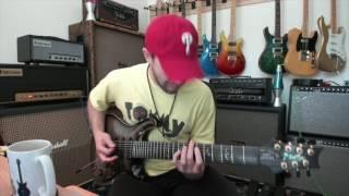 """Steve Vai's """"Liberty"""" - Dave's parts"""