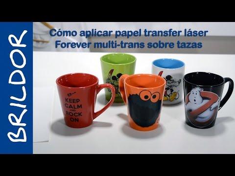 Papel transfer láser Forever Multi-trans