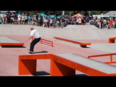 Everett Skatepark Grand Opening