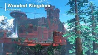 Wooded Kingdom Speedrunning Guide