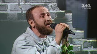 Dmytro Samko 'Romans' – The Semi Final – The Voice of Ukraine – season 8
