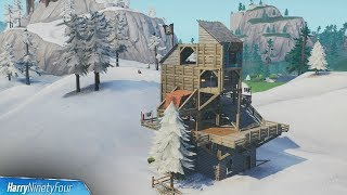Fortnite Battle Royale - All Pirate Camp Locations Guide (Season 8 Challenge)