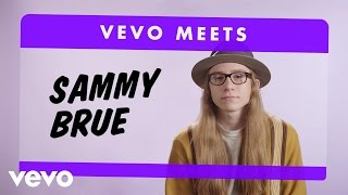 Vevo Meets: Sammy Brue. 2017 It's good to start young. Two years ago, Rolling Stone profiled Sammy Brue, deeming him a ...