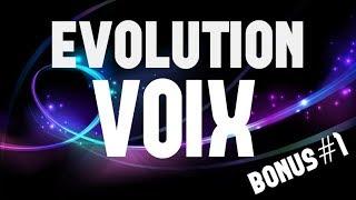 Bonus#1 - Evolution Voix [FTM Transition]