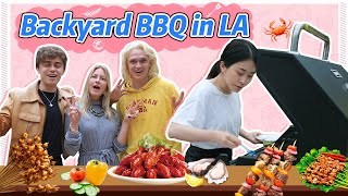 Backyard Barbecue in L.A 2019 | Ms Yeah