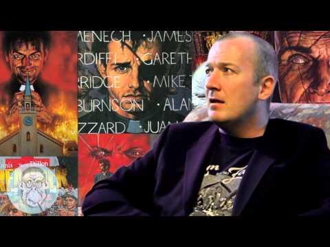 Vidéo de Garth Ennis