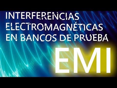 Interferencia Electromagnética en Bancos de Prueba de Motores