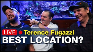 Ep5.1 - Talking reef tank placement challenges w/ Terence Fugazzi from Neptune Systems | BRS360
