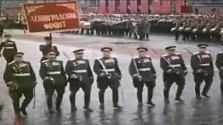 Парад Победы 1945От героев былых времен новое исполнение 2 новых куплета