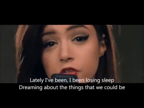 """Download """"Counting Stars"""" With LYRICS -  OneRepublic (Alex Goot, Kurt Schneider, And Chrissy Costanza Cover) HD Mp4 3GP Video and MP3"""