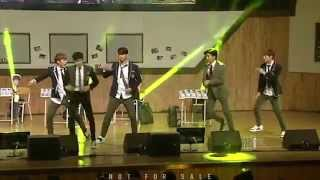 2PM - Random Dance (cut ENG sub)