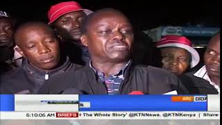 Lenny Kivuti disputes the Embu gubernatorial election results