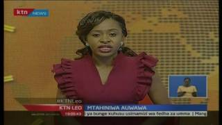 KTN Leo Mtahiniwa wa KCSE auwawa huko Ruiru, 2/11/16