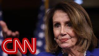 Nancy Pelosi calls Barr's summary 'condescending'
