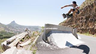 Freeskate In Capetown  80mm   Episode 1