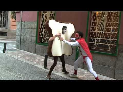 Pan de molde -videoclip-