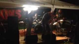 Video Kiks + harmonika/  live s Německým fanouškem