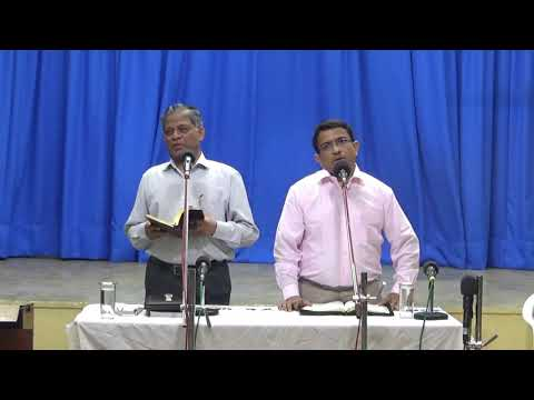 """BIBLE STUDY ON """"JACOB BLESSES 12 TRIBES'' : PART 2 BY BRO.JOHN VICTOR AT HEBRON ON 20 JUNE 2019"""