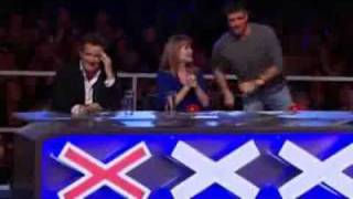 Simon Cowell Has A Soft Heart Too On Britains Got Talent 200 Video