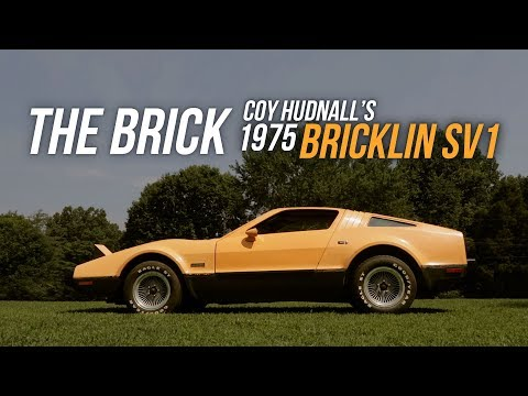 The Brick - Coy Hudnall's 1975 Bricklin SV1 LS Swap Project Car