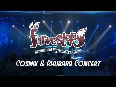 Furvester 3 : Cosmik & Rhubarb Ruin the Holidays