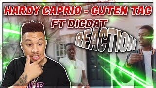 Hardy Caprio   Guten Tag (ft. DigDat) [Music Video] | GRM Daily Reaction Video
