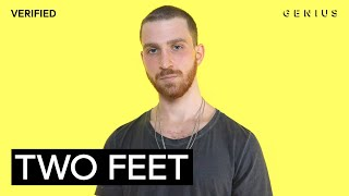 """Two Feet """"You?"""" Official Lyrics & Meaning 