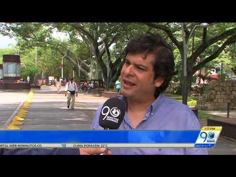 Gabriel Velasco, exgerente de la Andi, anunció su aspiración al Senado