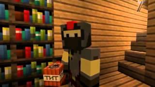 """Новички в """"Minecraft"""" все серии подряд!"""