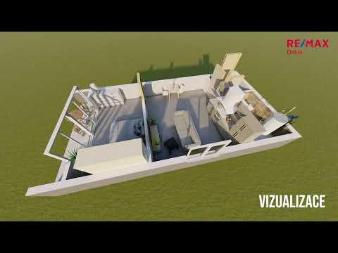 Video z << Prodej bytu 2+kk, 50 m2, Česká >>