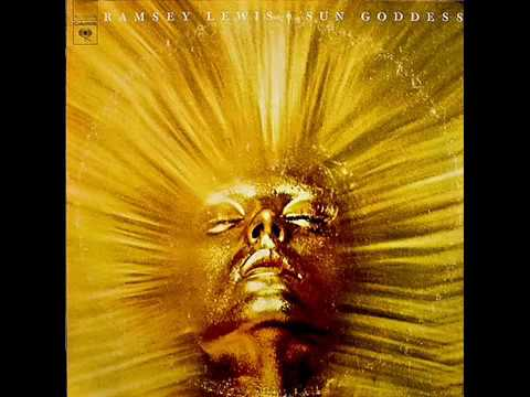RAMSEY LEWIS -  EARTH WIND  FIRE -  Sun Goddess