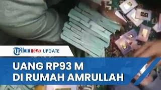 Penampakan Uang Rp93 Miliar dan 18 Emas Batangan Ditemukan Taliban di Rumah Wapres Afghanistan
