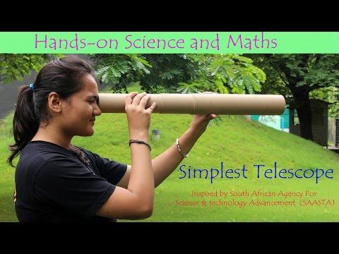 Simplest Telescope    Hindi