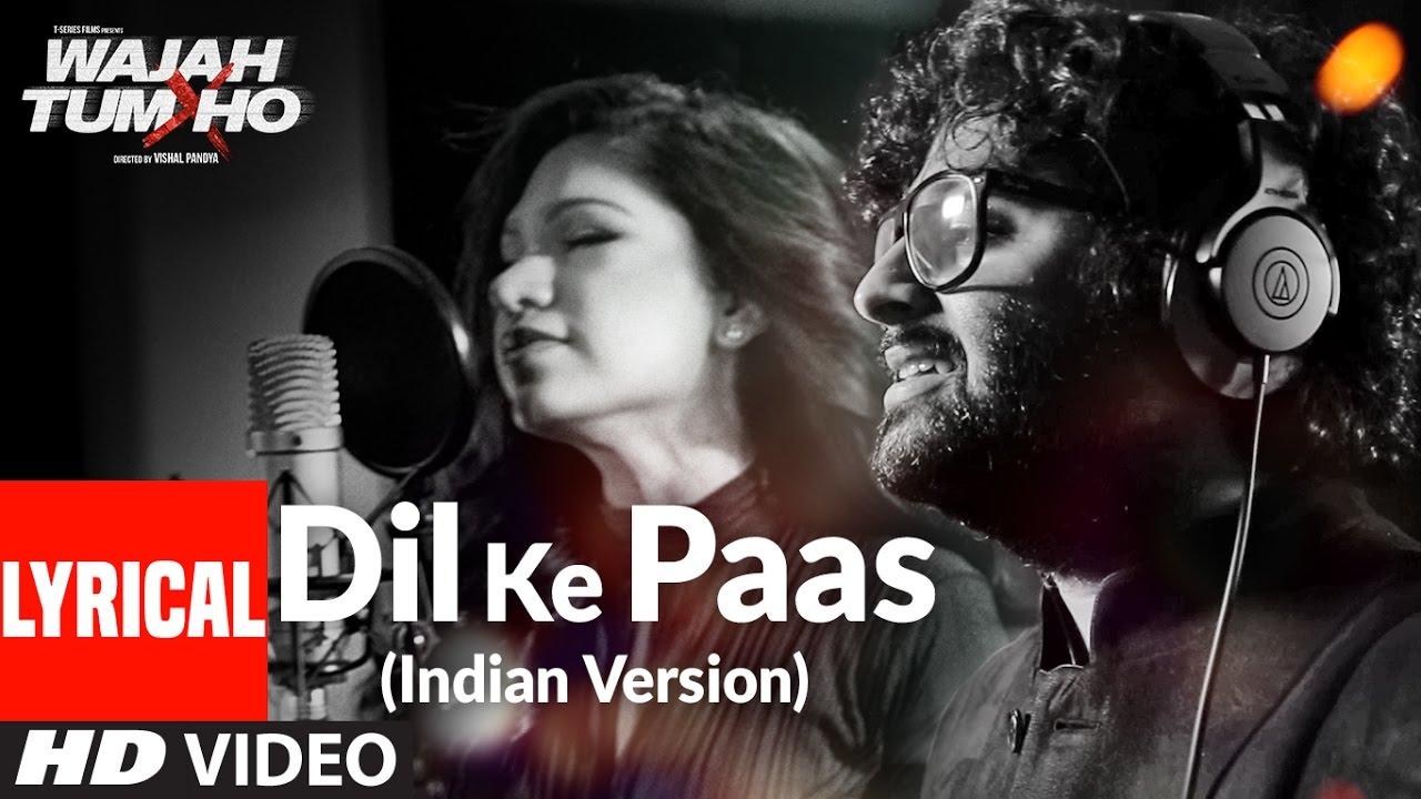 Pal pal dil ke pass lyrics in hinglish