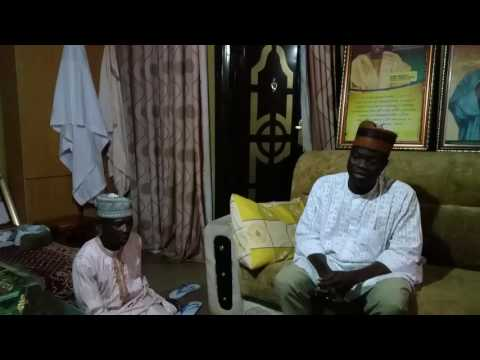 Our Visit to Chief Imam of Offa.