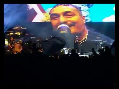 Kapanga video No me sueltes - Luna Park 2015 - 20 Años