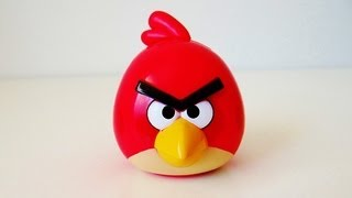 Angry Birds Candy Collection Head Unboxing