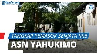 Kronologi Polisi Tangkap ASN Pemkab Yahukimo yang Berperan Pemasok Senjata KKB Papua