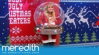 Best Ugly Christmas Sweaters! | The Meredith Vieira Show
