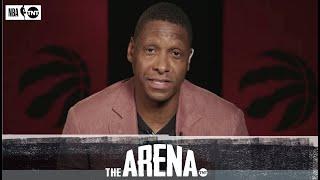 Raptors President Masai Ujiri Discusses Spreading Social Awareness in Orlando | The Arena