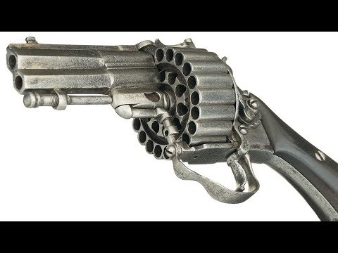 15 Incredibly Rare and Unique Firearms of All Time
