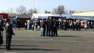 Hmong new years fight lol 2012