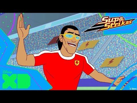 Supa Strikas | This is Football | Shakes | Disney XD
