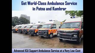 Skilled Evacuation by Medivic Ambulance Service in Patna