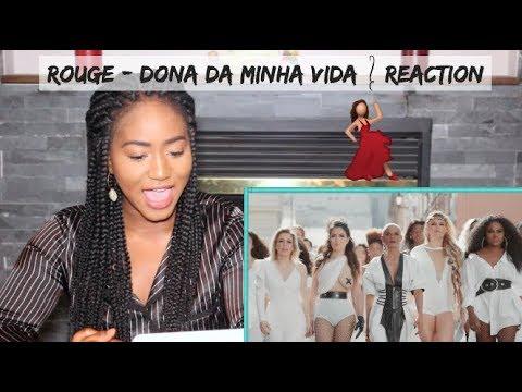 Rouge - Dona da Minha Vida | REACTION