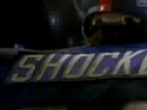 G Shock Commercial Jeremy Shockey NFL TE Giants New York. Filmed in Montreal 2003 Players in video: Jim Merrick, Reynalto Merisier, Phil Cantin,