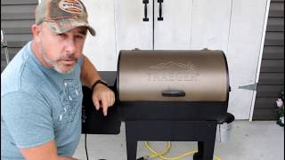 reveiw on the traeger mini 20 elite smoker