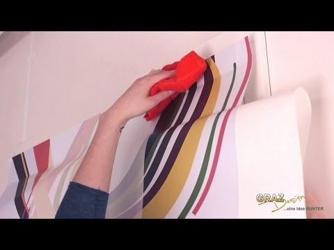 Klebeanleitung Türbild - so bringst Du deine Türtapete am einfachsten an