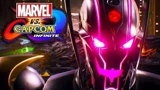 Marvel vs Capcom Infinite Trailer NEW! RELEASE DATE CONFIRMED + COLLECTOR