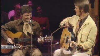Glen Campbell & Willie Nelson - Good Times Again (2007) - Hello Walls (12 Nov 1969) w/ intro